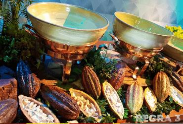 Montagem e criação de mesas para buffet
